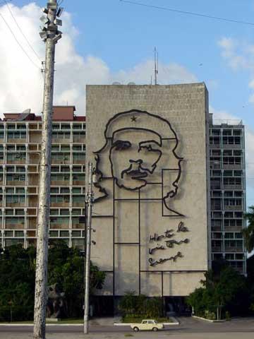 Plaza de la Revoluxion