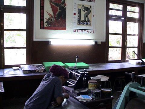 San Alejandro Art School