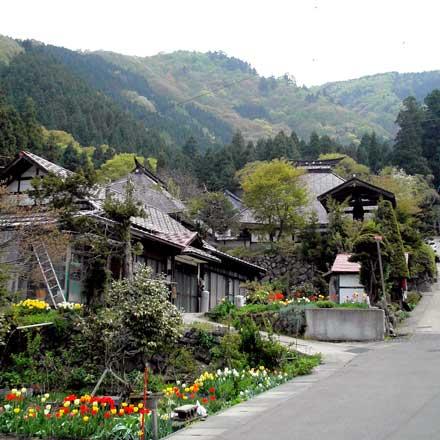 Kosuge, Iiyama, Nagano