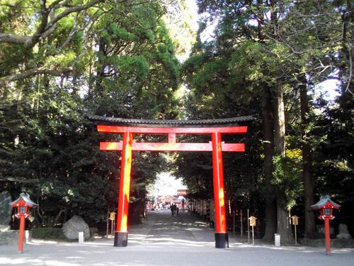 KIRISHIMAJINGU SHRINE