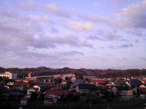 Kanazawa in Rosy Haze 3