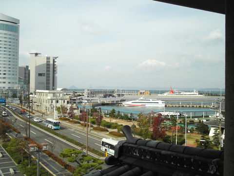 The Port of Takamatsu