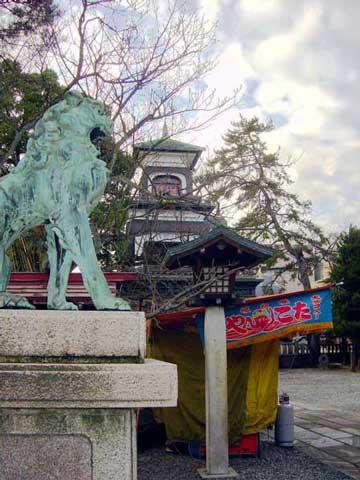 Oyama-Jinja, Kanazawa