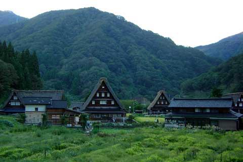 Suganuma-mura, Gokayama